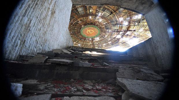 """""""Чинията"""" на Бузлуджа ще бъде обявена за паметник, за да бъде реставрирана"""
