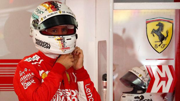 """Фетел е убеден в прогреса на """"Ферари"""" въпреки лошите резултати"""