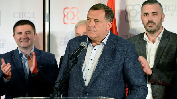 Националистът Милорад Додик ще е сред президентите на Босна и Херцеговина