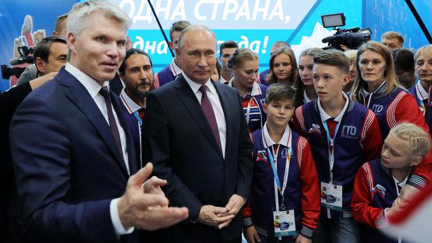 Русия ще създаде една от най-добрите системи за борба с допинга, обеща Путин