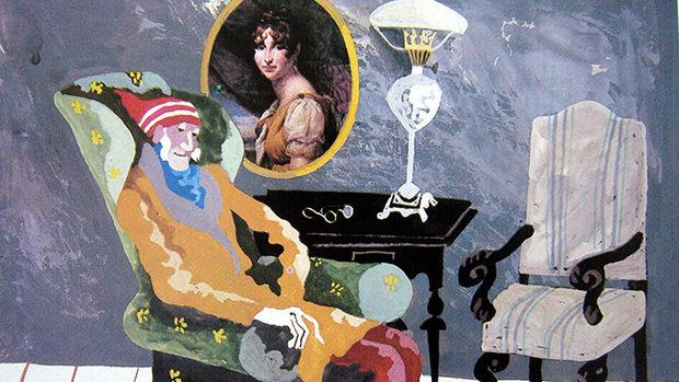 На 94 години Любен Зидаров представя илюстрации от 10 книги и 3 премиери