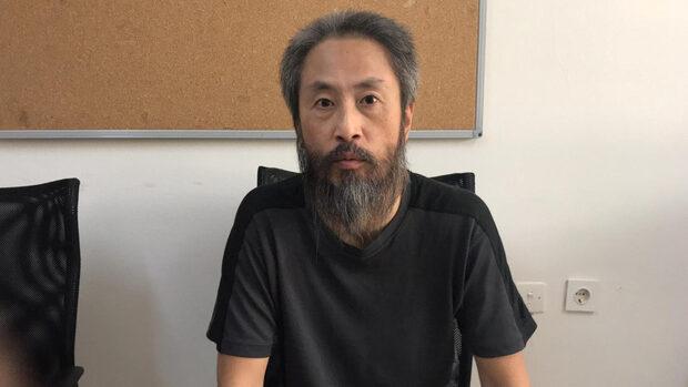 Японски журналист е освободен в Сирия