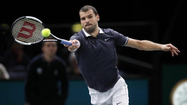 Новият директор на турнира в София ще преговаря с Григор Димитров