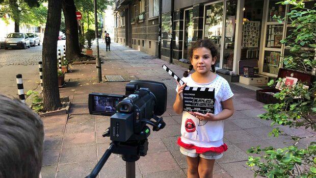 """Деца застават зад и пред камерата в нов мини фестивал на """"Киномания"""""""