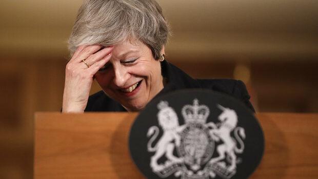Мей поема лично последните десет дни от преговорите за Брекзит