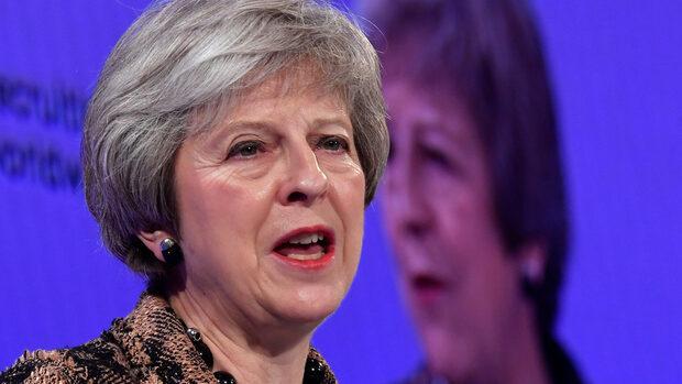 Преходът след Брекзит трябва да свърши преди изборите през 2022 г., заяви Мей