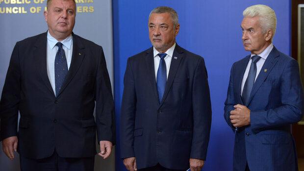 Премиерът предлага началникът на кабинета на Валери Симеонов да заеме поста му