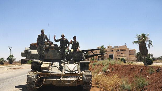 В интригите на сирийската армия Русия и Иран далеч не са приятели