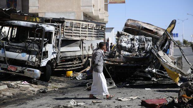 Как войната в Йемен се води с оръжия от Европа