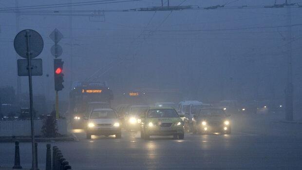 В някои софийски квартали замърсяването на въздуха сутринта е 7 пъти над нормата