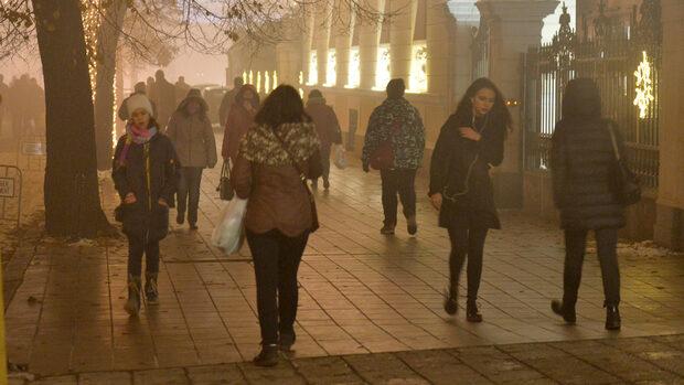 Предложената Национална програма за подобряване качеството въздуха е неефективна, смятат еколози
