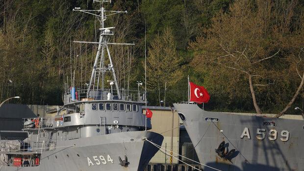 Турция започна да строи база на брега на Черно море, пишат местни медии