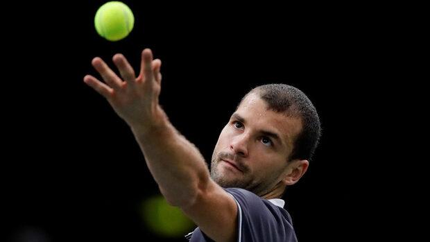 Григор Димитров има 45% шанс да завърши 2019 г. в топ 10, изчисли АТП