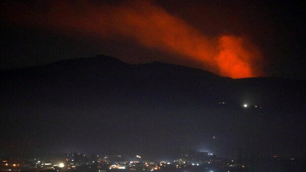 Израел потвърди, че е нанесъл удари край Дамаск