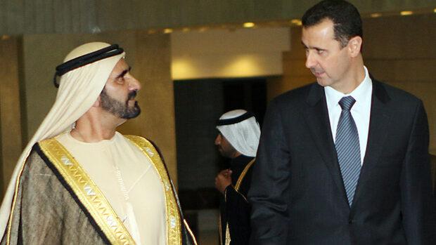 Обединените арабски емирства отново отварят посолството си в Дамаск