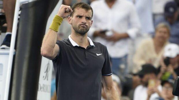 Григор Димитров: Australian Open е едно ново начало