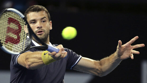 Григор Димитров започва Australian Open рано сутринта в понеделник