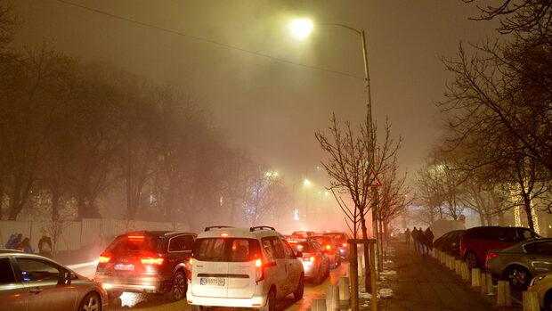 Ден след замърсяването столичната община отчете, че въздухът е чист