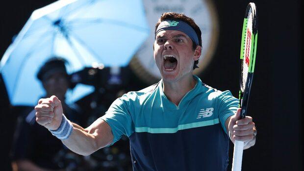 Раонич изхвърли Зверев от Australian Open след безупречен мач