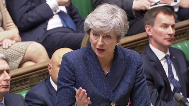 Опитите за отлагане на Брекзит не са решение, предупреди Мей