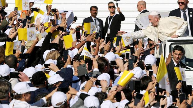 Папа Франциск е готов да посредничи във Венецуела, ако и двете страни го искат