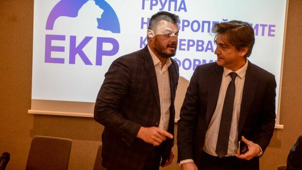 """Бареков се надява да има коалиция с """"Атака"""" за евроизборите до 21 февруари"""