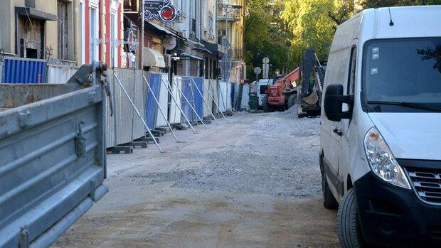 """От днес продължава ремонтът на ул. """"Цар Иван Шишман"""""""