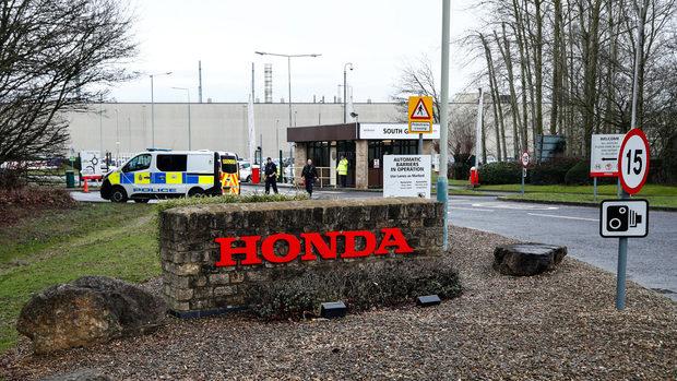 """""""Хонда"""" закрива завод във Великобритания с 3500 служители"""