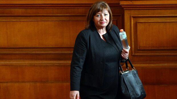 Парламентът избра Анна Александрова за председател на правната комисия