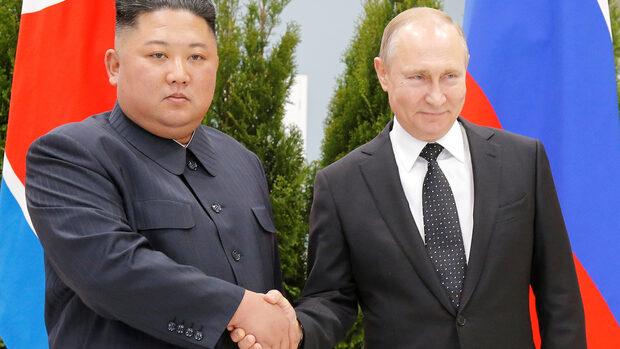 Снимка на деня: Ким Чен-ун в Русия