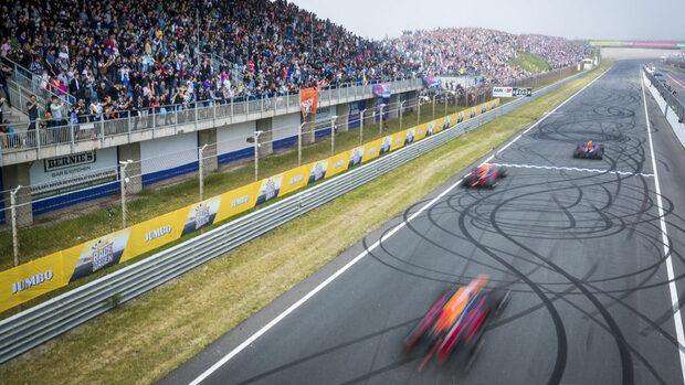 Холандия официално влиза в календара на Формула 1 от 2020 г.