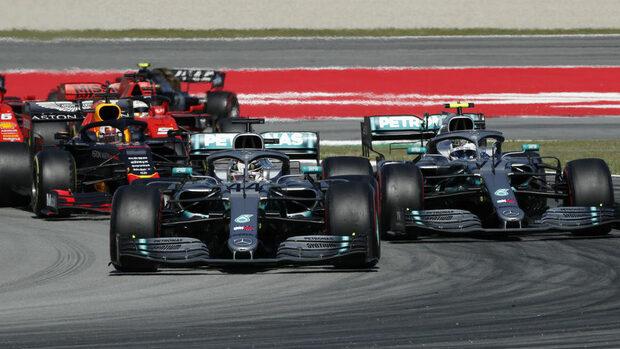 Формула 1 разглежда потенциален домакин за старт в Африка