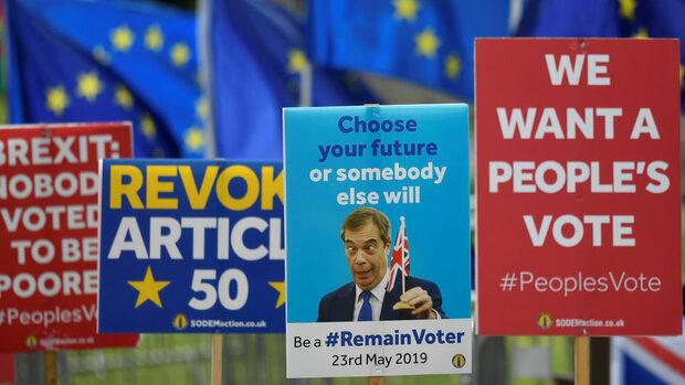Може ли британският парламент да спре Брекзит без сделка