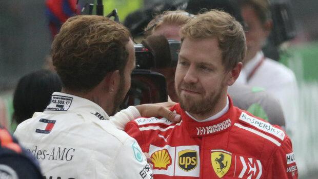 """""""Ферари"""" иска преразглеждане на наказанието на Фетел от Гран при на Канада"""
