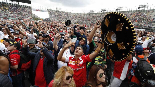 Бъдещето на Гран при на Мексико е застрашено след оттегляне на държавната помощ