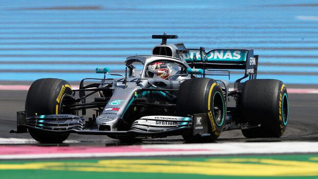 Хамилтън триумфира в Гран при на Франция и взе четвърта поредна победа
