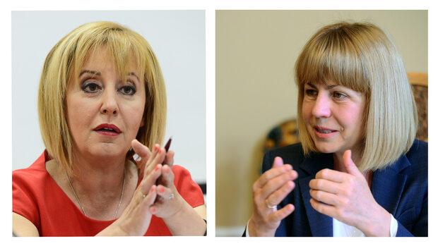 """ГЕРБ нарече Манолова """"кандидатът на задкулисието"""", поддържана от екипа на Орешарски"""