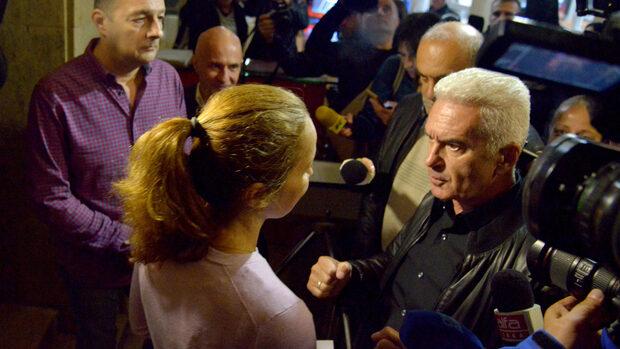 Съдът каза на ЦИК да разгледа още веднъж жалбата на Сидеров срещу БНТ