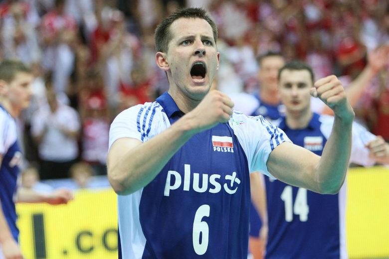 Звездата на поляците Курек се радва след точка срещу Аржентина