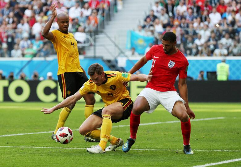 Белгия и Англия бяха част от доминацията на европейските отбори на световното, като двата отбора играха стигнаха до полуфиналите