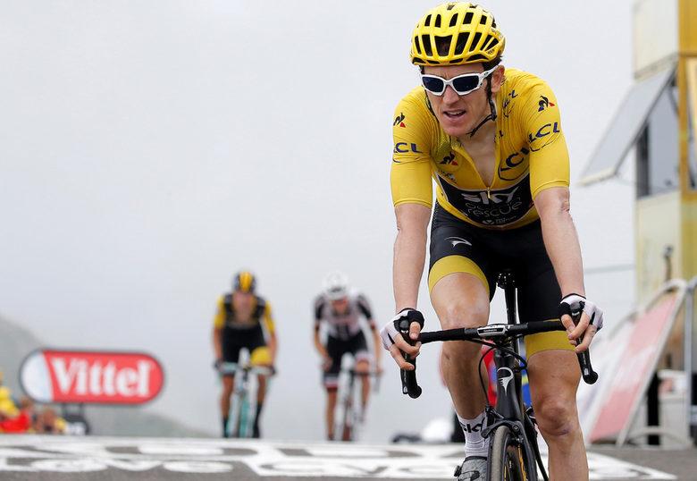 Герант Томас направи голяма крачка към крайната победа в Тура.