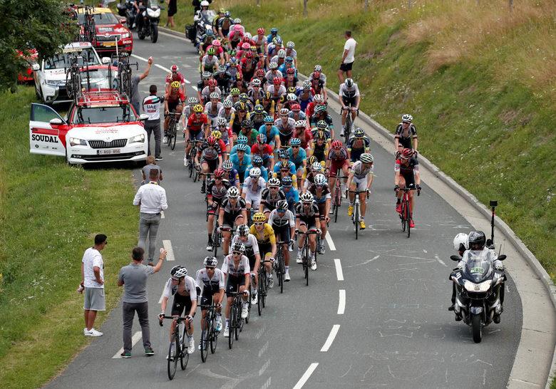 Кинтана взе епична победа в 17-ия етап в Тура, Томас се доближи до крайния успех