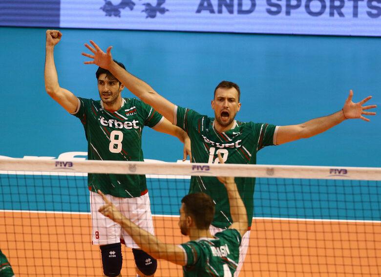 Петгеймов трилър с Бразилия отдалечи волейболистите от мечтата за олимпиада